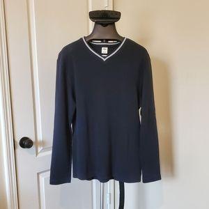Medium V-Neck Mens Sweater